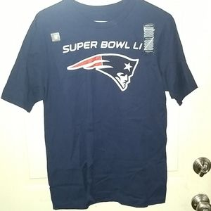 Super bowl new England Patriots shirt